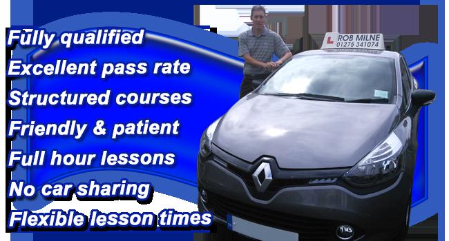 Rob Milne School Of Motoring